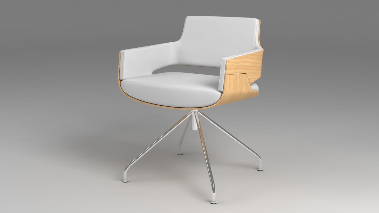 Stupendous Konstantin Magnus 3D Evergreenethics Interior Chair Design Evergreenethicsorg